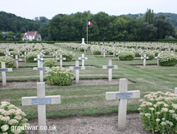 Vailly-sur-Aisne French Military Cemetery