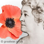 Moina Michael became known as The Poppy Lady.
