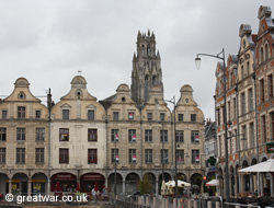 City of Arras.