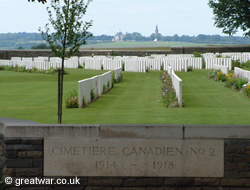Canadian Cemetery No. 2, Neuville-St.-Vaast