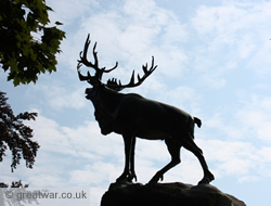 Newfoundland Regiment Memorial, Masnieres