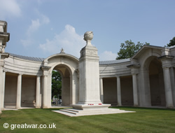 Arras Flying Services Memorial.