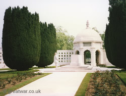 Indian Memorial to the Missing