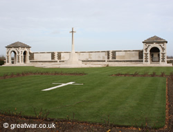 VC Corner Cemetery and Memorial, Fromelles.