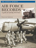 Cover of Air Force Records book by William Spencer
