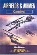 Cover of Airfields & Airmen - Cambrai