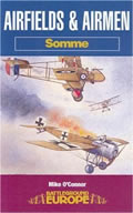 Cover of Airfields & Airmen - Somme