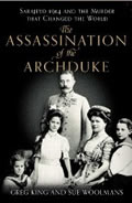 Book cover Assassination of the Archduke