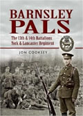 Book cover for Barnsley Pals
