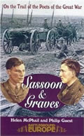 Cover of Battleground Europe Guide to Sassoon and Graves