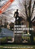 Front cover of Before Endeavours Fade guidebook.