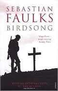 Cover of Birdsong book by Sebastian Faulks