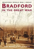Book cover for Bradford in the Great War