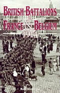 Cover of British Battalions in France and Belgium, 1914 by Ray Westlake