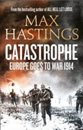 Book cover Catastrophe by Max Hastings