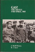 Book - Gas! The Battle for Ypres 1915