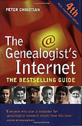 Cover of Genealogist's Internet by Peter Christian