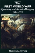 Book cover Germany and Austria Hungary by Holger Herwig