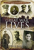 Cover of Great War Lives by Paul Reed
