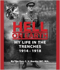 Cover of Hell on Earth book
