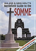 Cover of Major & Mrs Holts Guide to the Somme