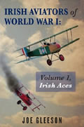 Cover of Irish Aviators Volume 1