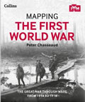 Cover of Mapping the Front by Peter Chasseaud
