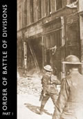 Cover of Order of Battle of Divisions, Part 1 by Major A F Becke