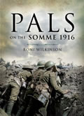 Book cover for Pals on the Somme 1916