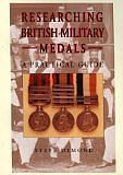 Book - Researching British Military Medals