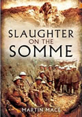 Cover of Slaughter on the Somme