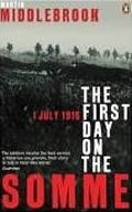 Cover of First Day on Somme by Martin Middlebrook