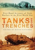 Cover of Tanks and Trenches by David Fletcher