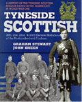 Book cover of Tyneside Scottish Pals by Graham Stewart and John Sheen