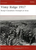 Cover of Vimy Ridge 1917