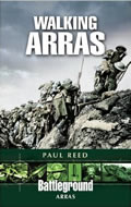 Cover of Walking Arras by Paul Reed
