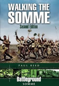 Cover of Walking the Somme Mud by Paul Reed
