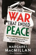 Book cover War that Ended Peace
