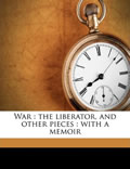 Book cover of War The Liberator