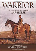 Cover of Warrior: The Real War Horse by General Jack Seely