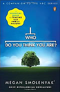 Cover of Who Do You Think You Are: Essential Guide by Megan Smolenyak
