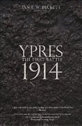 Book - Ypres First Battle 1914