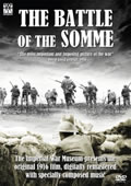 DVD cover The Battle of the Somme 1916