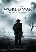 DVD cover First World War by Huw Strachan