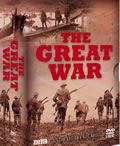 DVD cover The Great War by the BBC