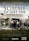 DVD cover of The Somme 1 July 1916 by Michael Stedman