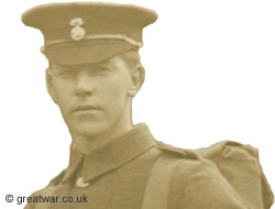 Cpl Tom Parker, Royal Welsh Fusiliers