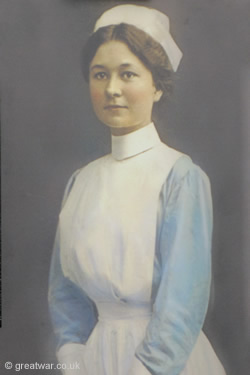 Nurse Helen Fairchild