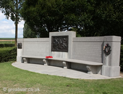 Tyneside Scottish Bde and Tyneside Irish Bde Memorial, La Boisselle.