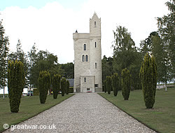 36th Division Memorial, The Ulster Memorial Tower